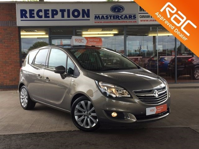 used Vauxhall Meriva SE in sandy-bedfordshire