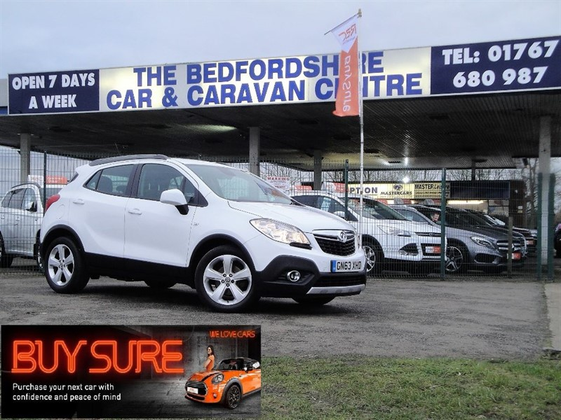 used Vauxhall Mokka TECH LINE S/S in sandy-bedfordshire