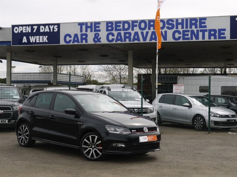 used VW Polo GTI DSG in sandy-bedfordshire