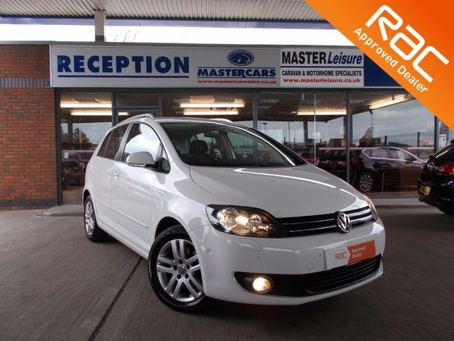 used VW Golf Plus 1.6 SE TDI in sandy-bedfordshire