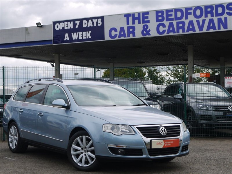 used VW Passat TDI SPORT in sandy-bedfordshire