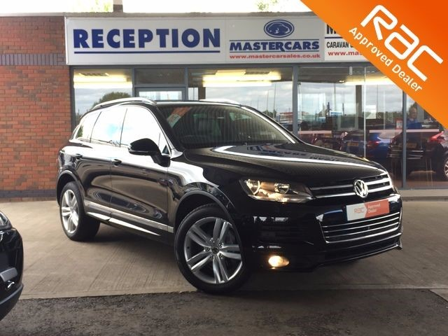 used VW Touareg V6 ALTITUDE TDI BLUEMOTION TECHNOLOGY for sale in Sandy Bedfordshire in sandy-bedfordshire