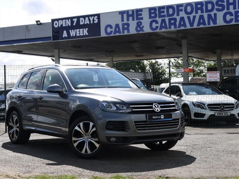 used VW Touareg V6 R-LINE TDI BLUEMOTION TECHNOLOGY in sandy-bedfordshire