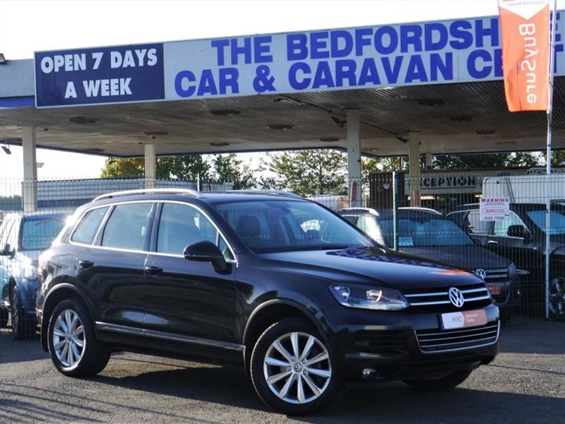 used VW Touareg V6 SE TDI BLUEMOTION TECHNOLOGY in sandy-bedfordshire