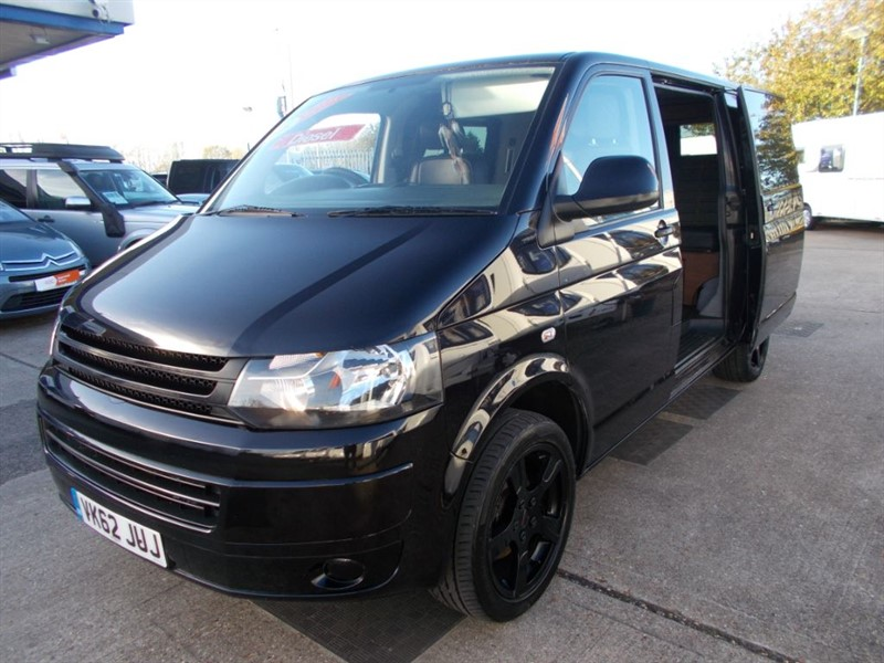 used VW Transporter Camper T Sport 2.0 Tdi 140 bhp T5  in sandy-bedfordshire