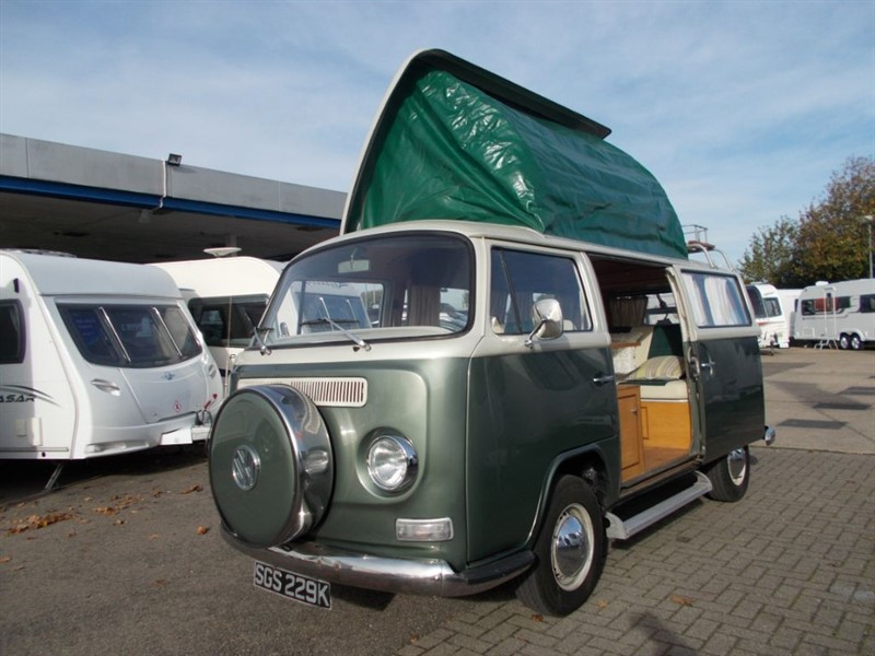 used VW Type 2 VW CAMPER Bay window Danbury in sandy-bedfordshire