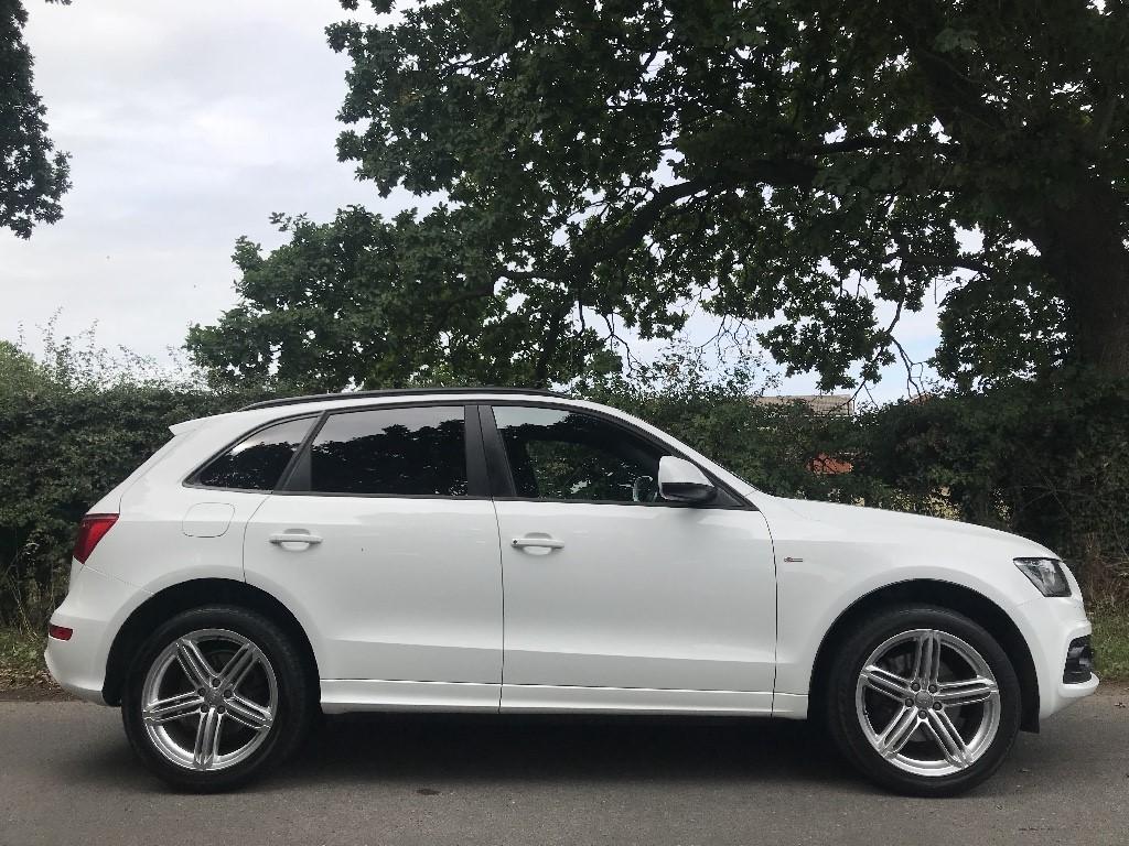 Used Audi Q For Sale In Preston Lancashire - Used audi q5