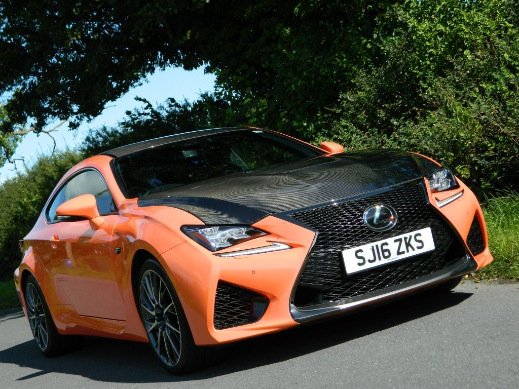 Used Lexus RC F For Sale