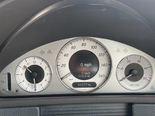 Mercedes CLK320
