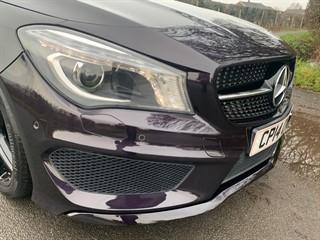 Mercedes CLA180