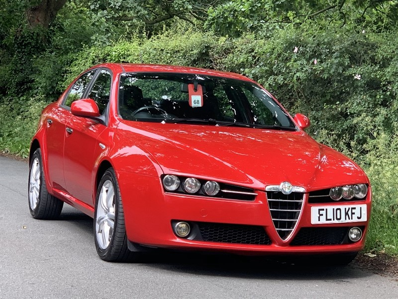 used Alfa Romeo 159 JTDM 16V TURISMO SPORT in in-preston-and-lancashire