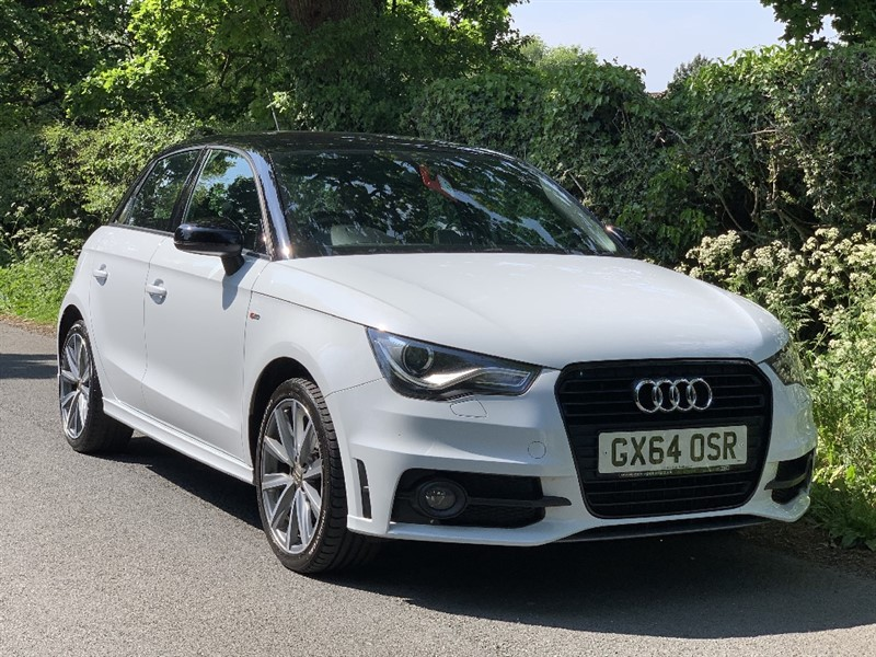 used Audi A1 SPORTBACK TFSI S LINE STYLE EDITION in in-preston-and-lancashire