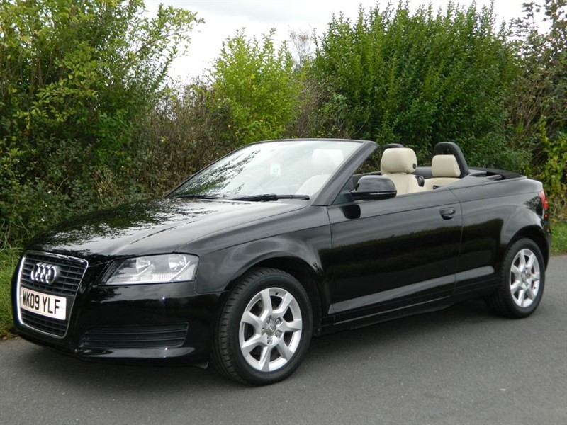 used Audi A3 TDI full leather 8 services in in-preston-and-lancashire