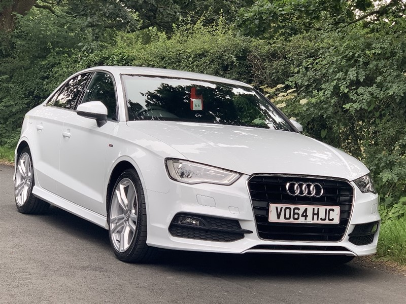 used Audi A3 TDI S LINE in in-preston-and-lancashire
