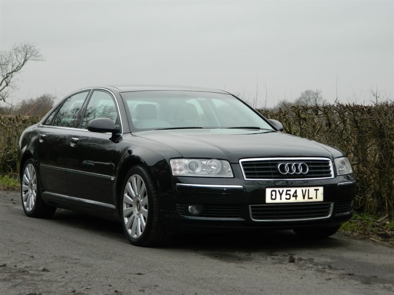 used Audi A8 V6 in in-preston-and-lancashire