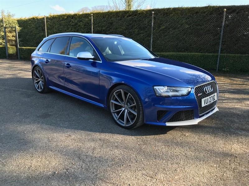 used Audi RS4 AVANT FSI QUATTRO in in-preston-and-lancashire