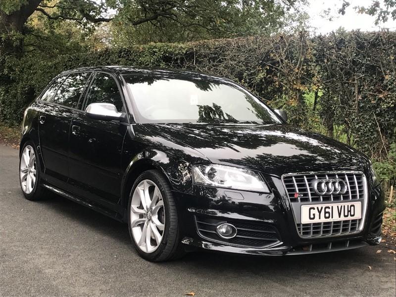 used Audi S3 TFSI QUATTRO in in-preston-and-lancashire