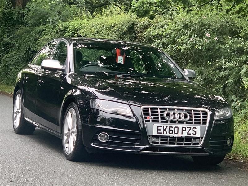 used Audi S4 QUATTRO in in-preston-and-lancashire