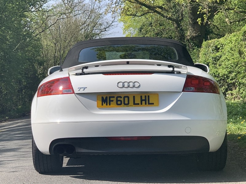 used Audi TT TFSI in in-preston-and-lancashire