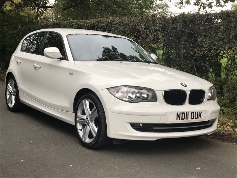 used BMW 116i SPORT in in-preston-and-lancashire