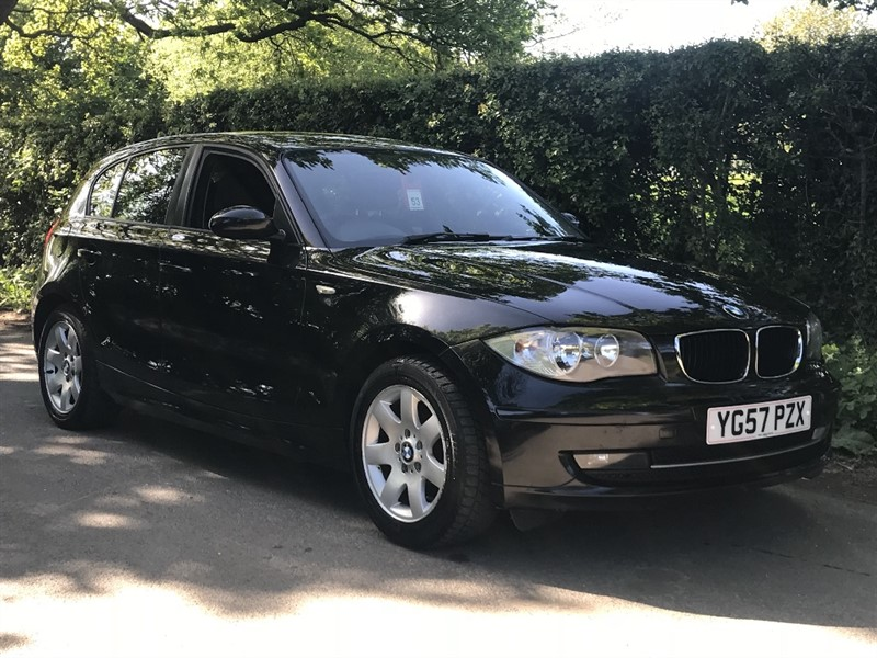 used BMW 118d SE in in-preston-and-lancashire