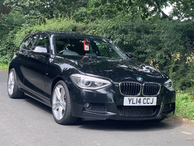 used BMW 120d M SPORT in in-preston-and-lancashire