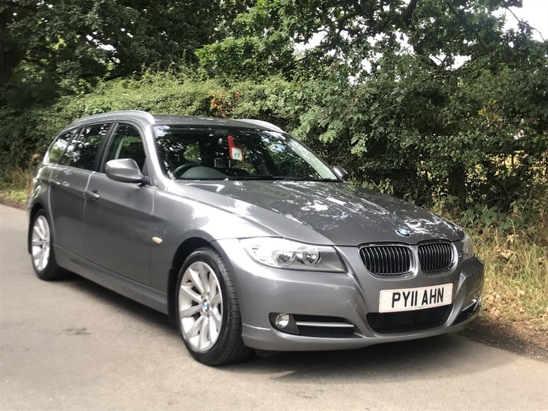 used BMW 320d EXCLUSIVE EDITION TOURING in in-preston-and-lancashire