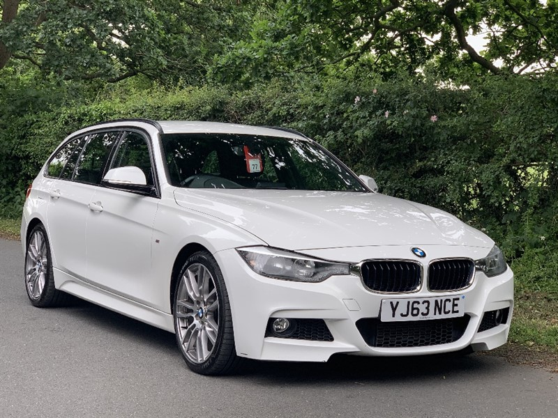 used BMW 320d M SPORT TOURING in in-preston-and-lancashire