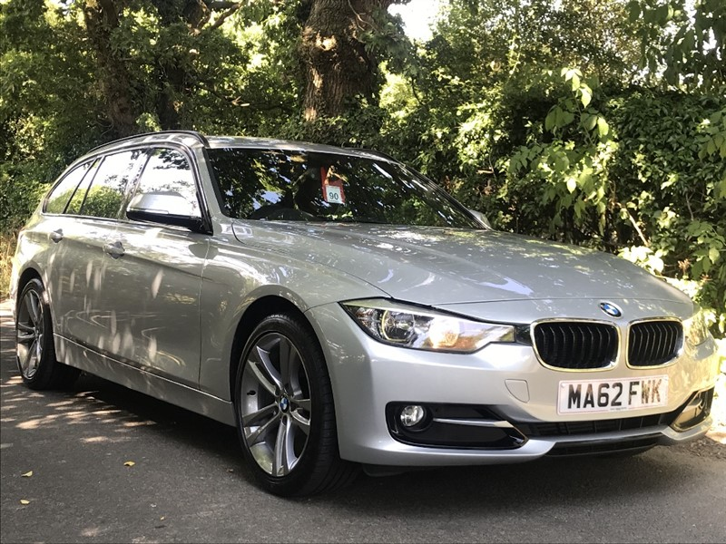 used BMW 320d SPORT TOURING in in-preston-and-lancashire