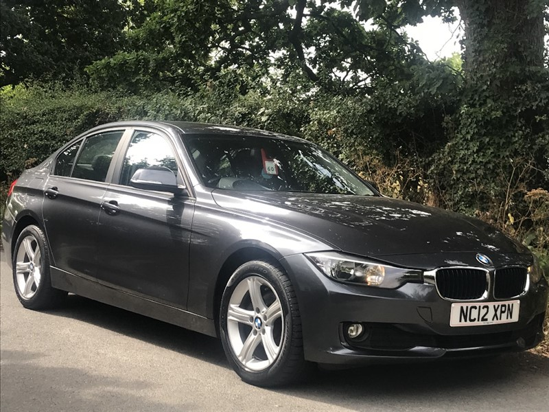 used BMW 320d SE automatic in in-preston-and-lancashire