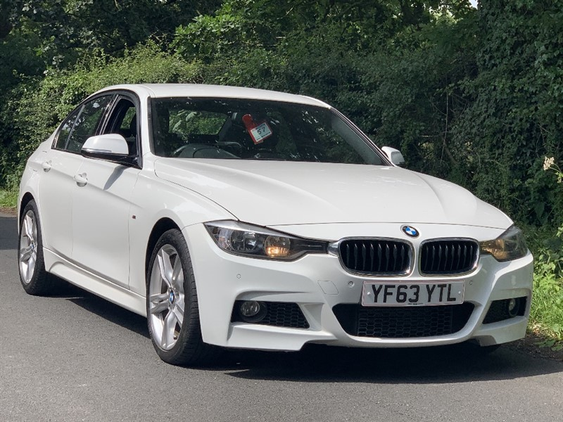 used BMW 320d M SPORT in in-preston-and-lancashire