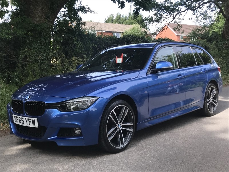 used BMW 320i XDRIVE M SPORT TOURING in in-preston-and-lancashire