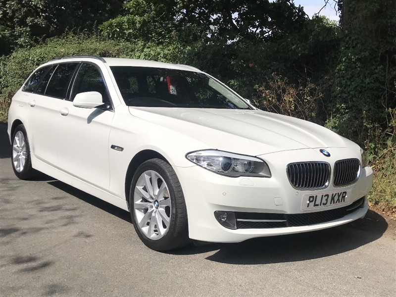 used BMW 520d SE TOURING in in-preston-and-lancashire
