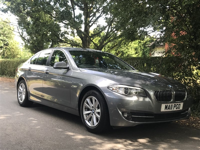 used BMW 520d SE in in-preston-and-lancashire