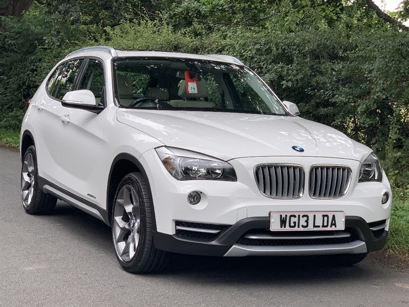 used BMW X1 XDRIVE20D XLINE in in-preston-and-lancashire