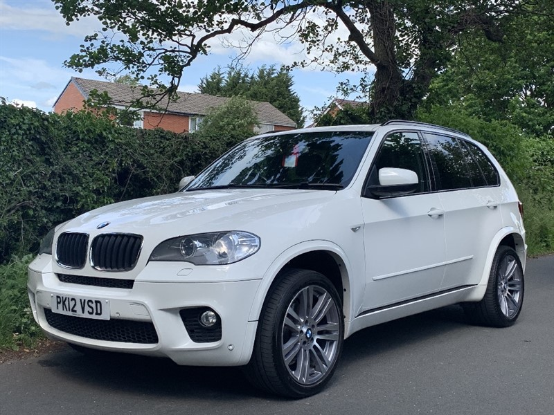 used BMW X5 XDRIVE30D M SPORT in in-preston-and-lancashire