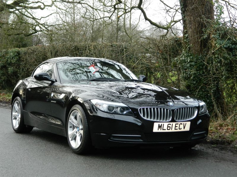 used BMW Z4 SDRIVE23I ROADSTER 1 OWNER LEATHER + FULL SERVCE HISTORY in in-preston-and-lancashire