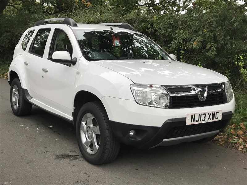 used Dacia Duster LAUREATE DCI in in-preston-and-lancashire