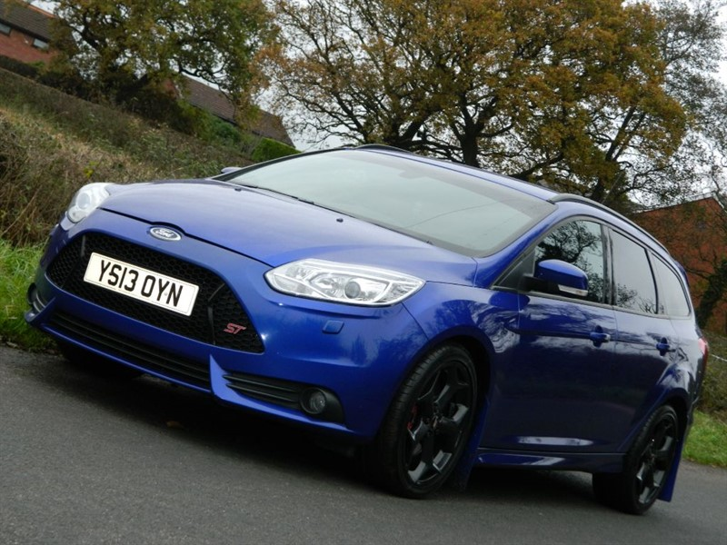 used Ford Focus ST-3 in in-preston-and-lancashire