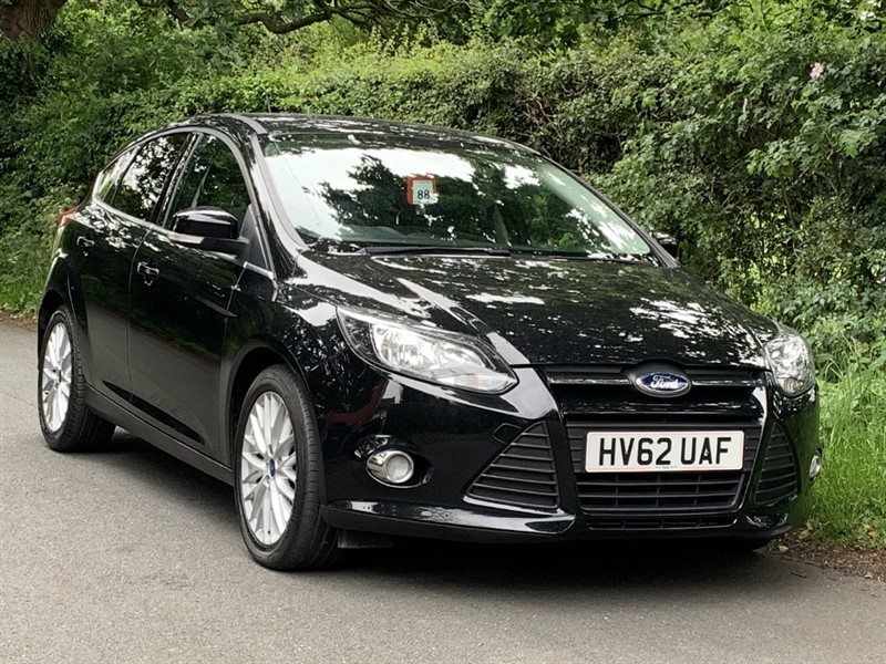 used Ford Focus ZETEC TDCI in in-preston-and-lancashire