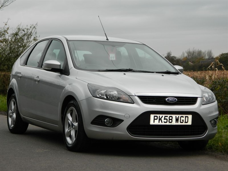 used Ford Focus ZETEC TDCI 2 owners full service history in in-preston-and-lancashire