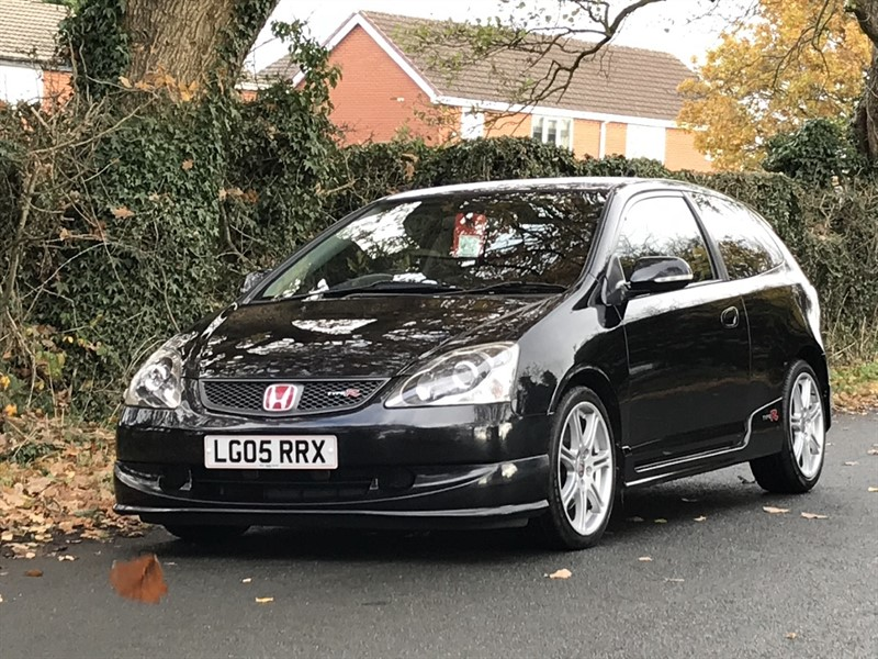 used Honda Civic TYPE R in in-preston-and-lancashire
