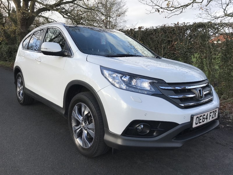 used Honda CR-V I-DTEC EX in in-preston-and-lancashire