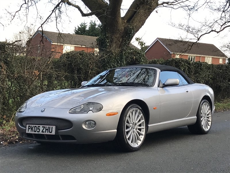 used Jaguar XK8 CONVERTIBLE in in-preston-and-lancashire