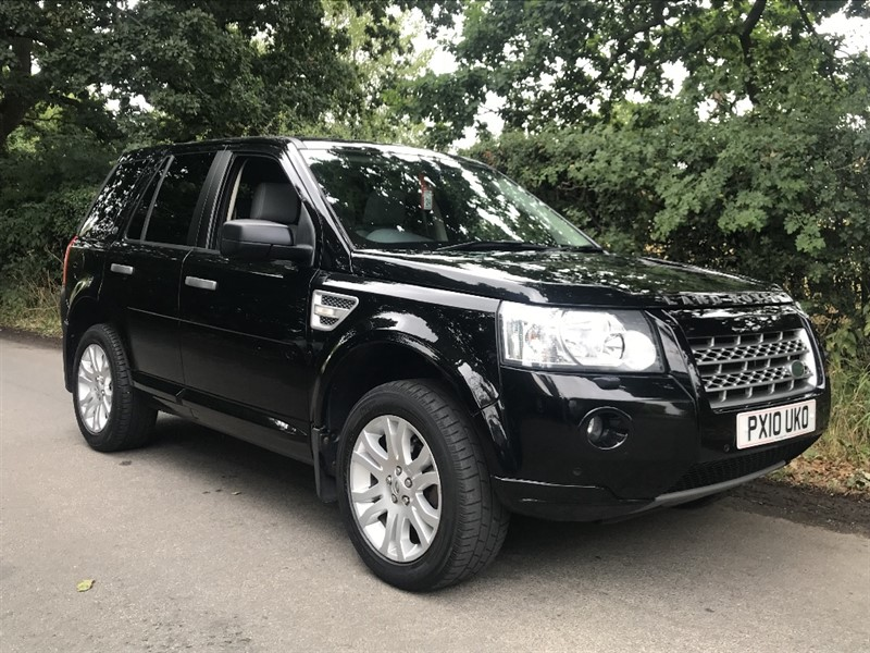 used Land Rover Freelander TD4 HSE in in-preston-and-lancashire