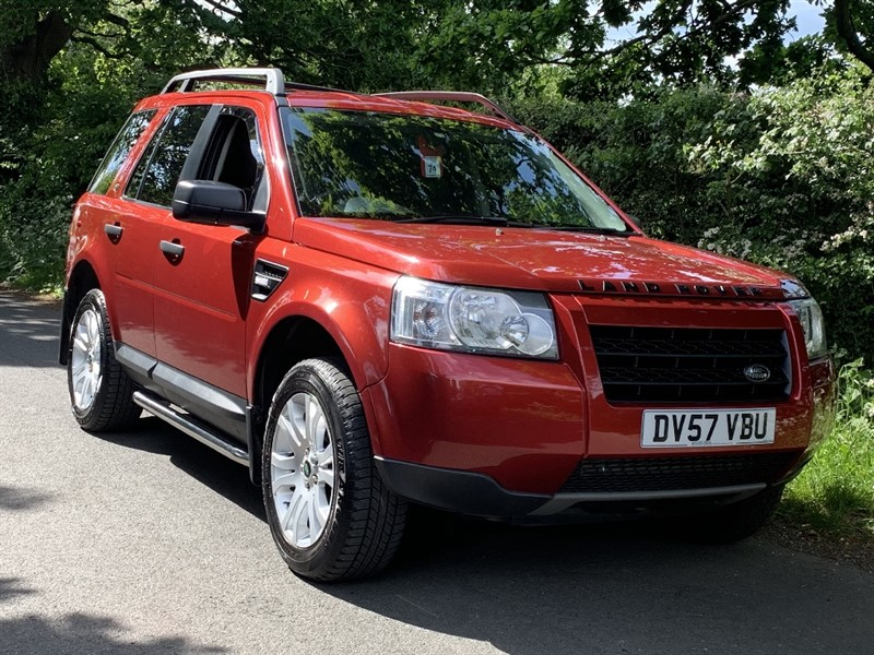 used Land Rover Freelander TD4 S in in-preston-and-lancashire