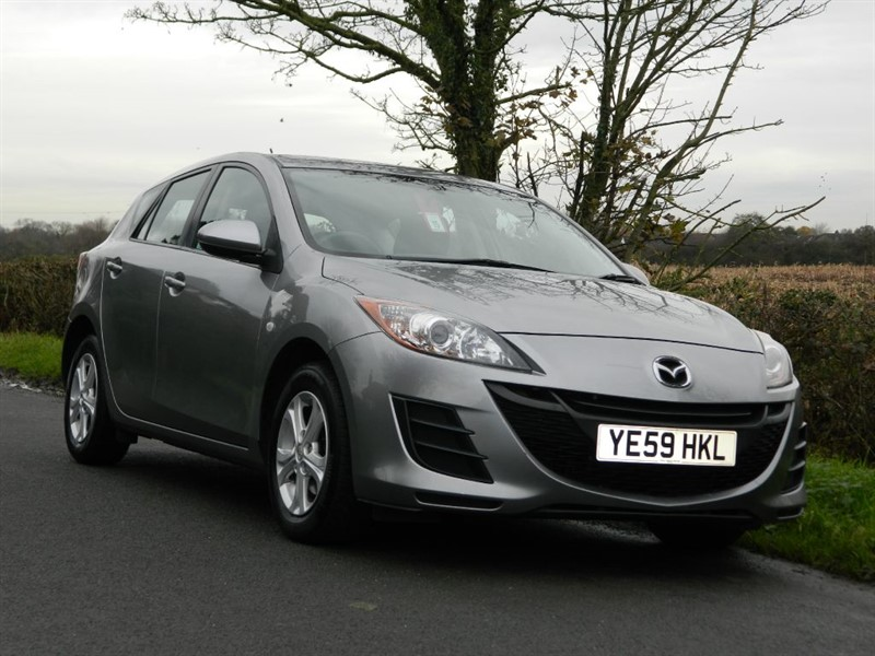 used Mazda  3 TS D in in-preston-and-lancashire
