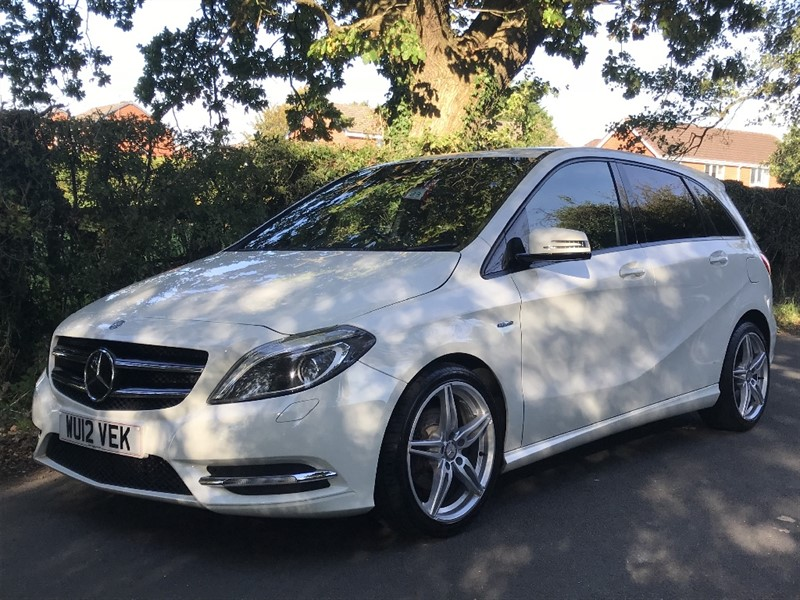 used Mercedes B180 BLUEEFFICIENCY SPORT in in-preston-and-lancashire