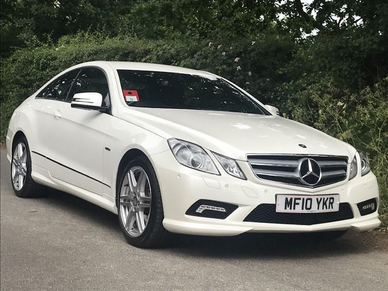 used Mercedes E250 CGI SPORT. Sat nav Leather rear camera in in-preston-and-lancashire
