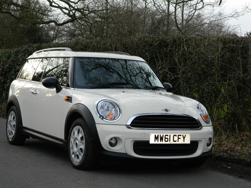 used MINI Clubman ONE in in-preston-and-lancashire